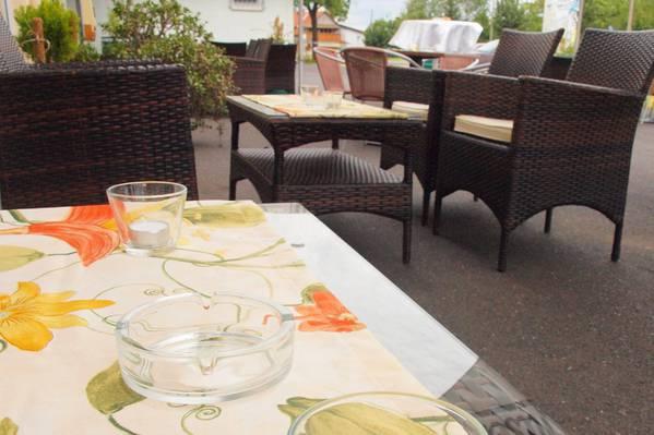 Restaurant ohne Namen Römhild